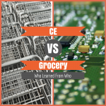 Can you Shop for Consumer Technology products like Groceries?