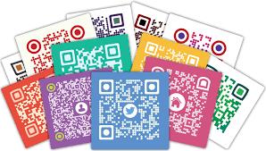 Various QR codes