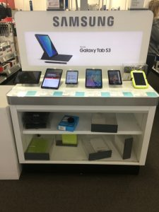 Samsung Retail Display